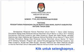 KPU Natuna